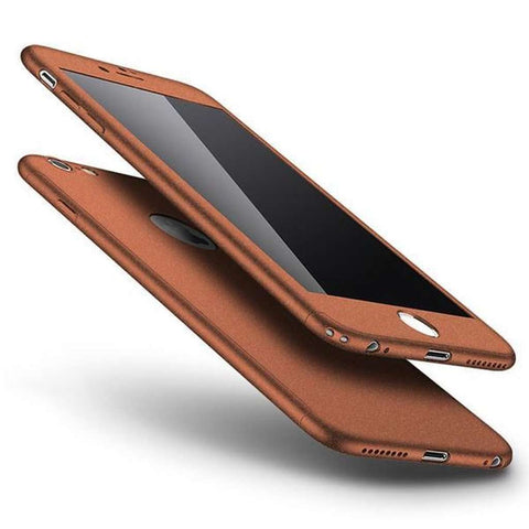 Luxury Ultra-Thin Full Body Protective Case-Case Emporium NZ