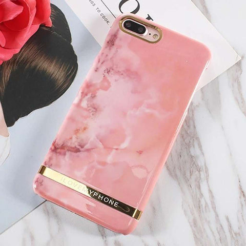 Marble iPhone Case-Case Emporium NZ
