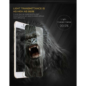 Explosion-proof Tempered Glass Film for iPhone (Select your model)