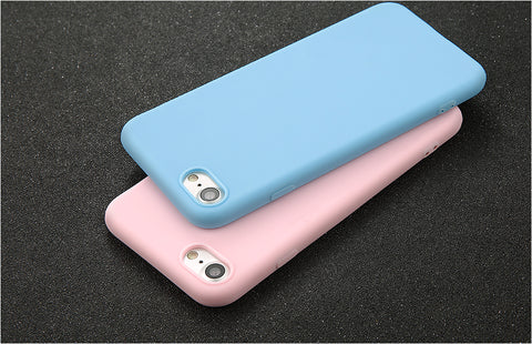 Soft TPU iPhone Case