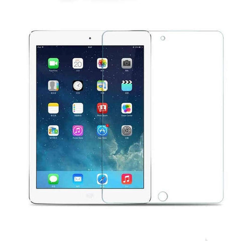 Tempered Reinforced Glass Screen Protector Case for iPad (Select your model)