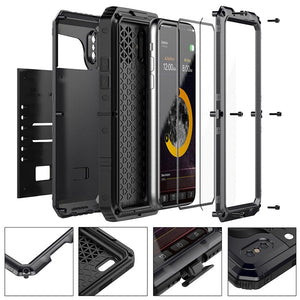Life Defender Heavy Duty iPhone Case