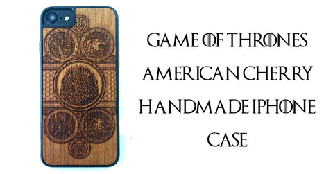 Image of Handcrafted Game of Thrones Case