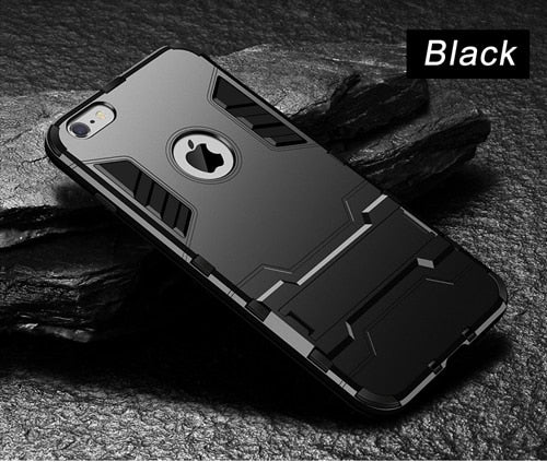 Hector Armour iPhone Case