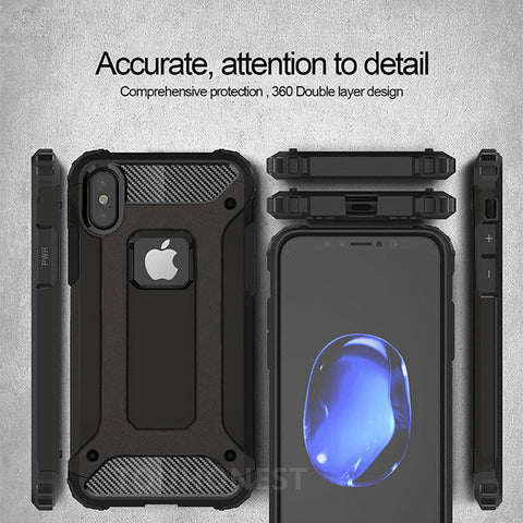 Arthur Rugged Armour iPhone Case