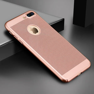 Ultra Slim Breathable iPhone Case