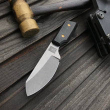 KA One-off Custom Fixed Blade