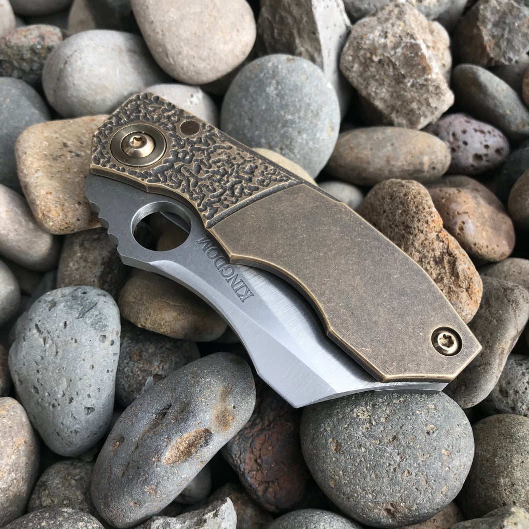 KA Custom Folding Butcher