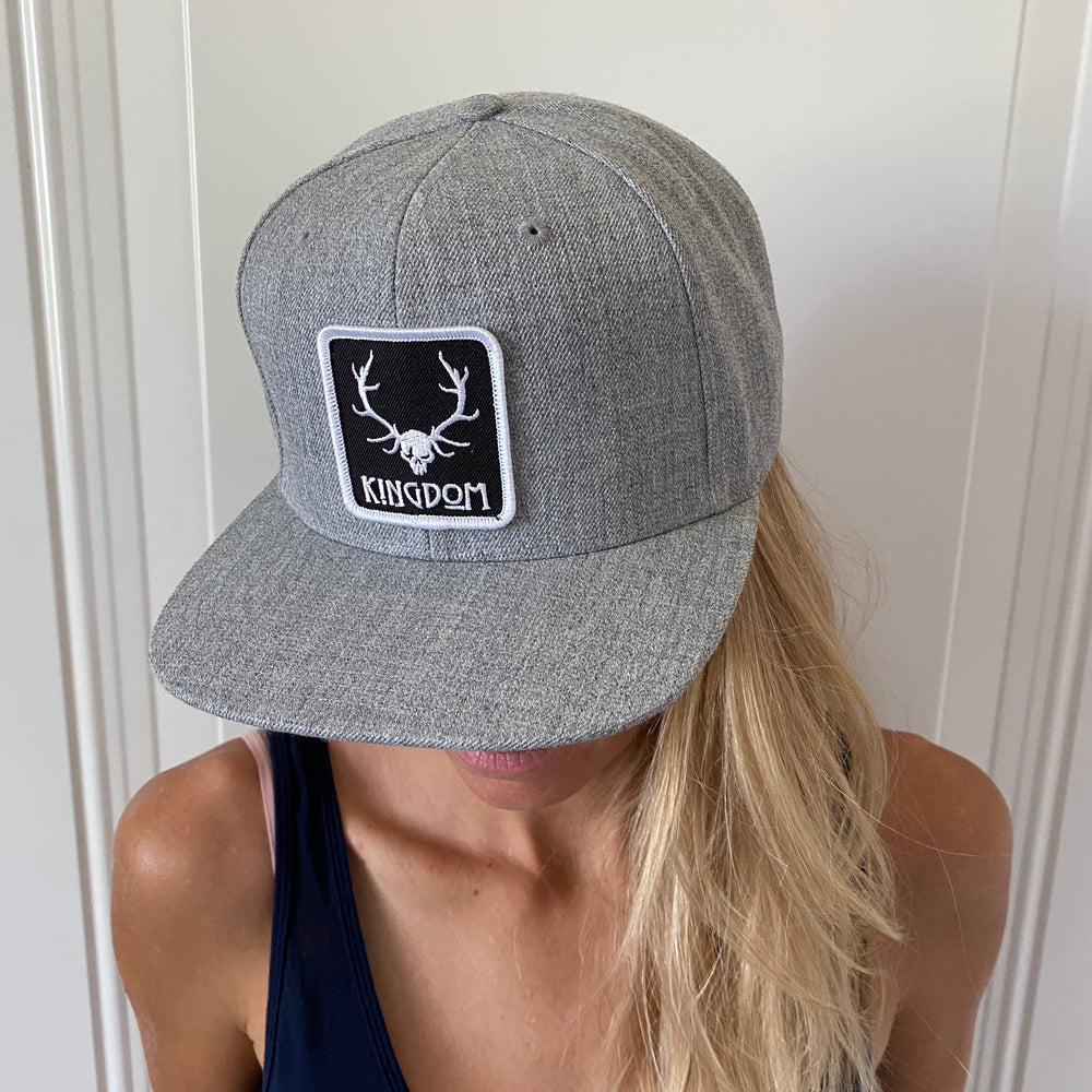KA Custom Embroidered Patch Hats