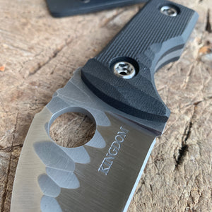 KA Custom One-Off Fixed Blade