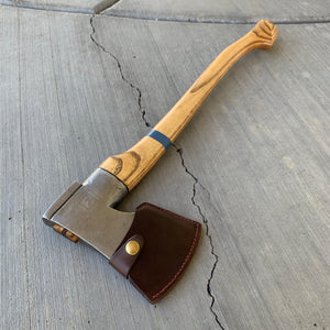 KA Heritage Swedish Collared Axe