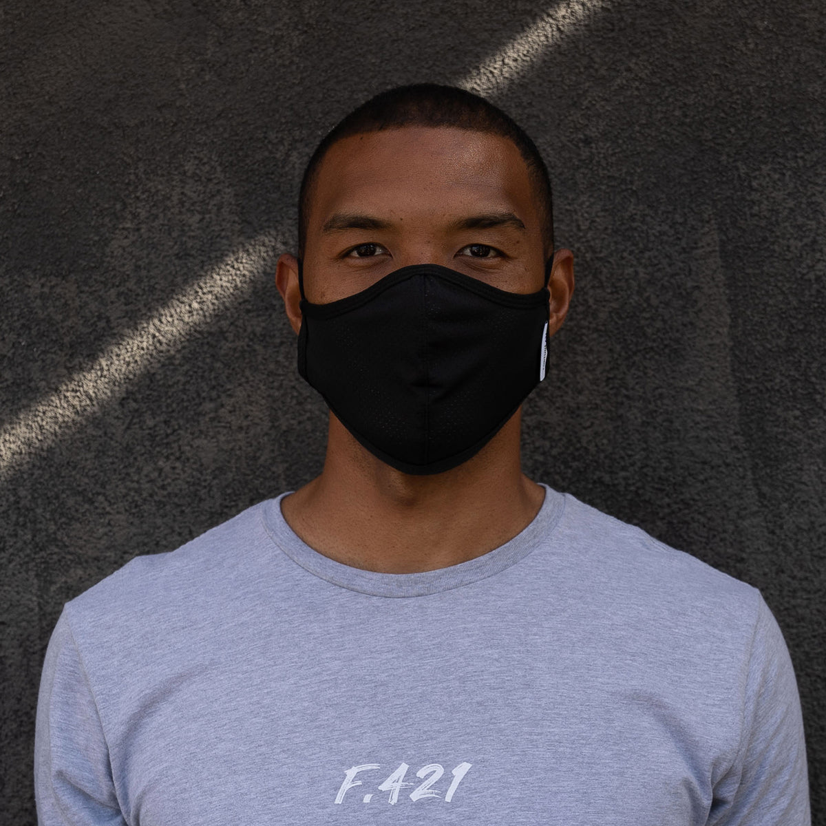 Fortune 421 Mask - Black