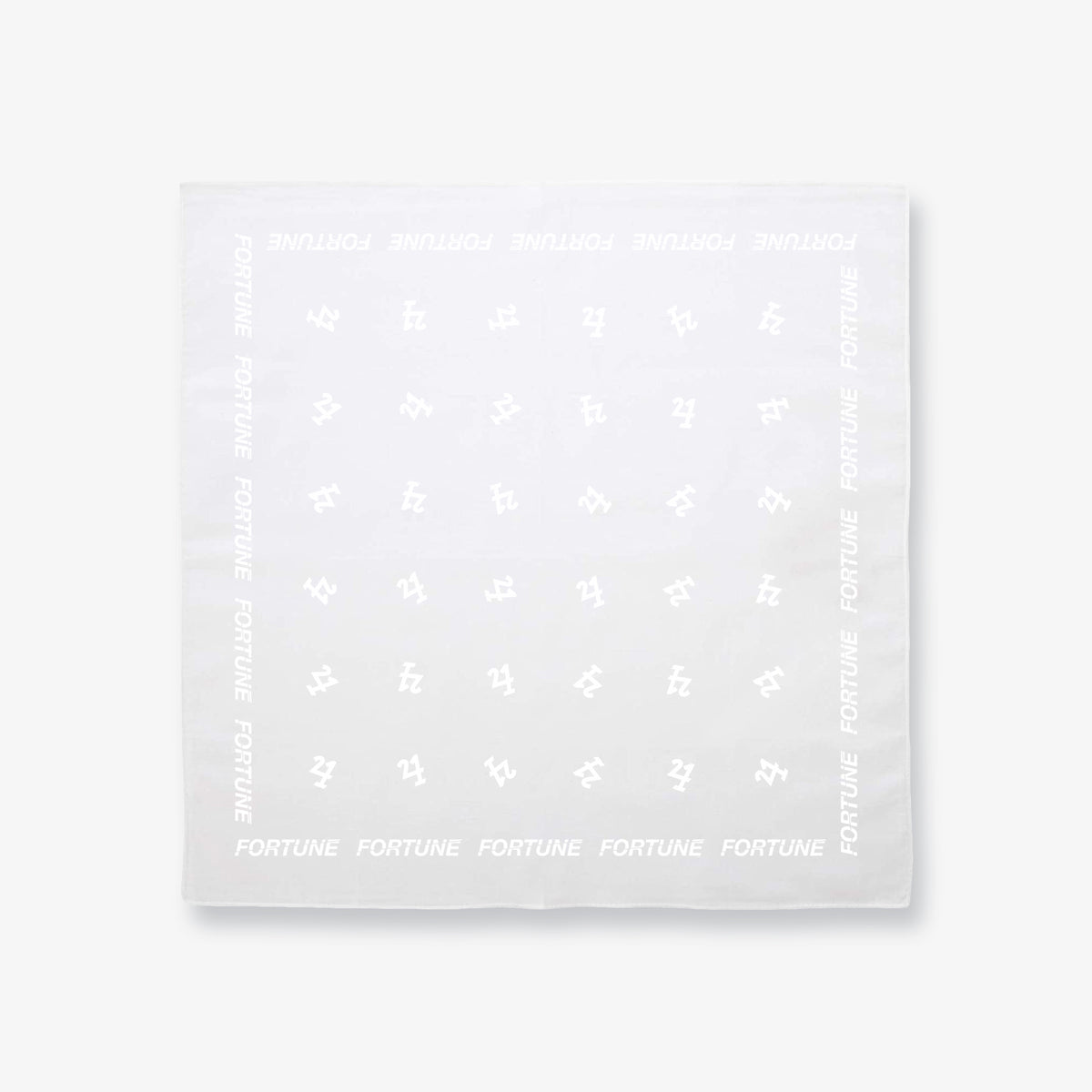 Fortune 421 Bandana - White