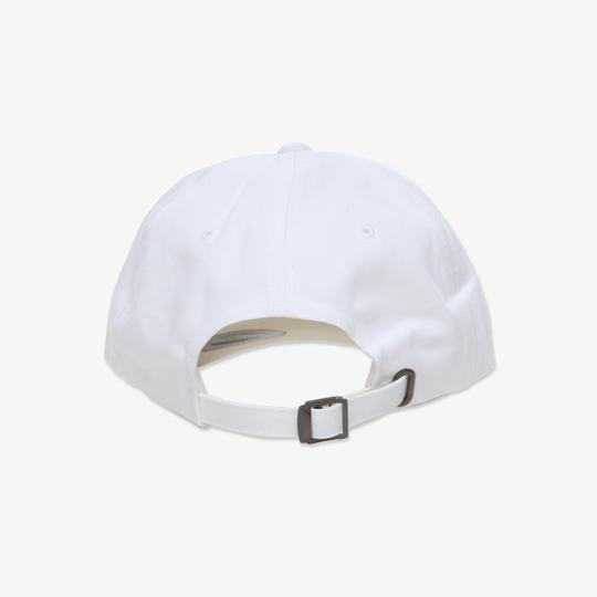 Fortune Dad Hat - White