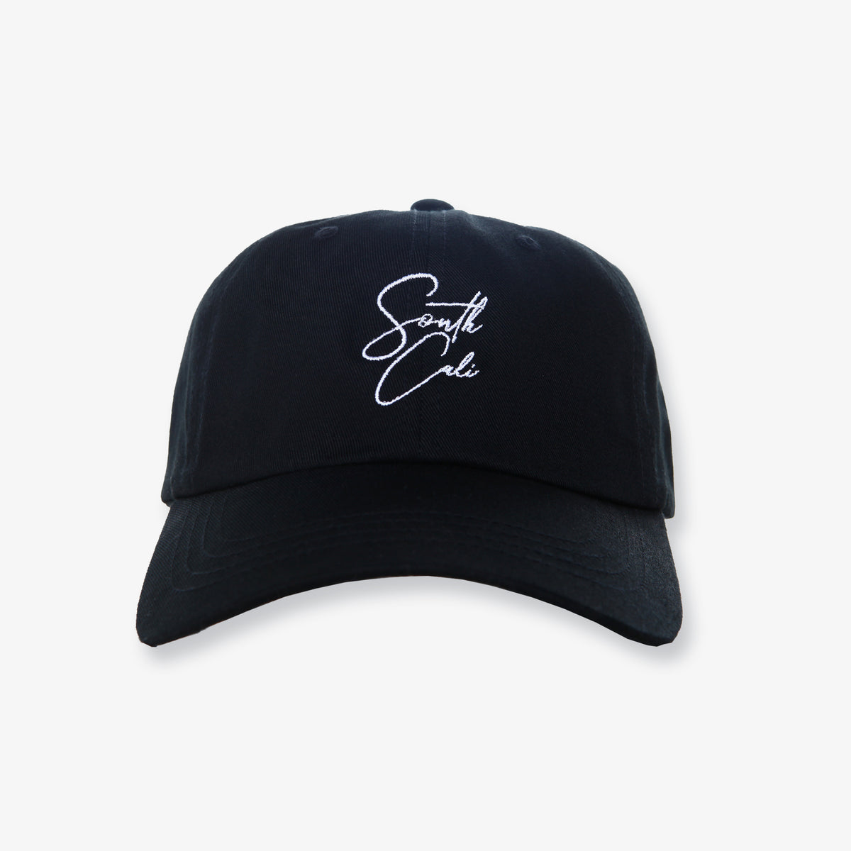 South Cali Dad Hat - Black