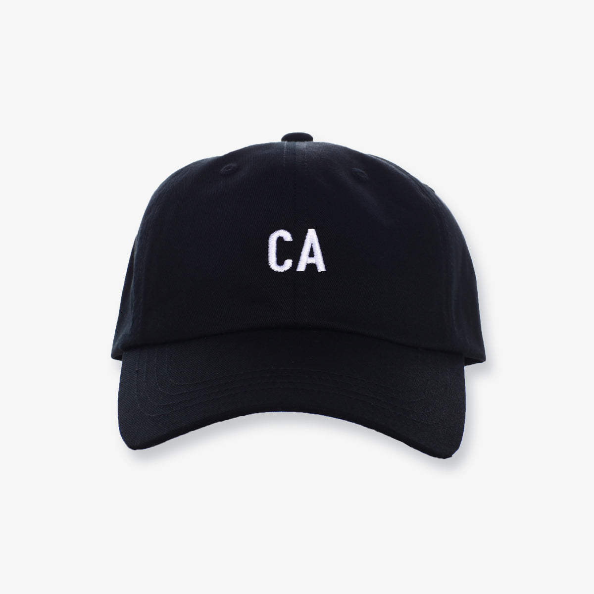 State Dad Hat - Black