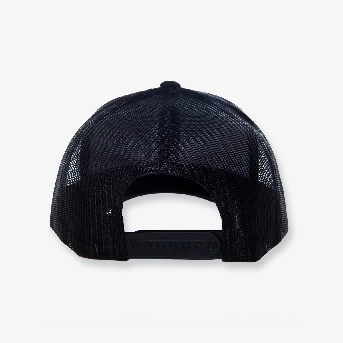 Tower Mesh Hat - Black