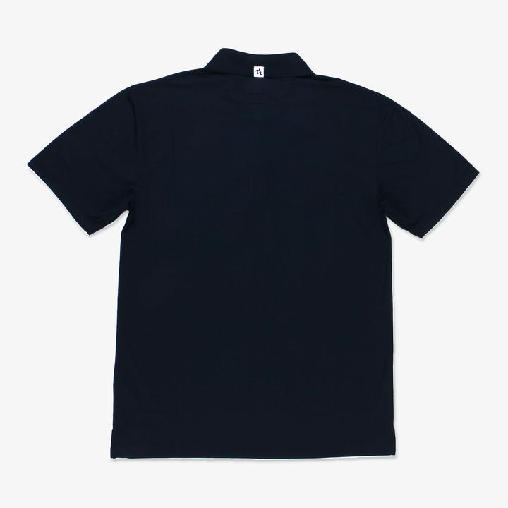 F421 Golf Polo - Black