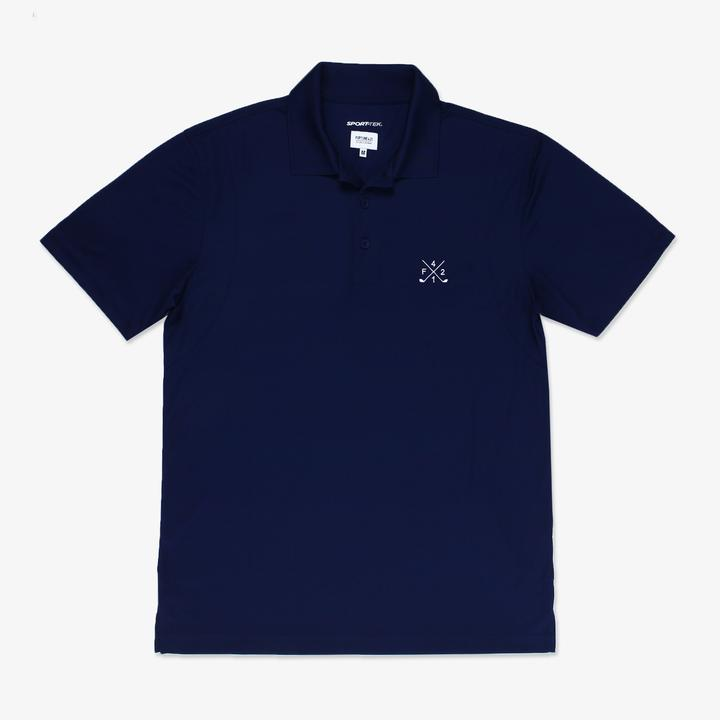F421 Golf Polo - Navy