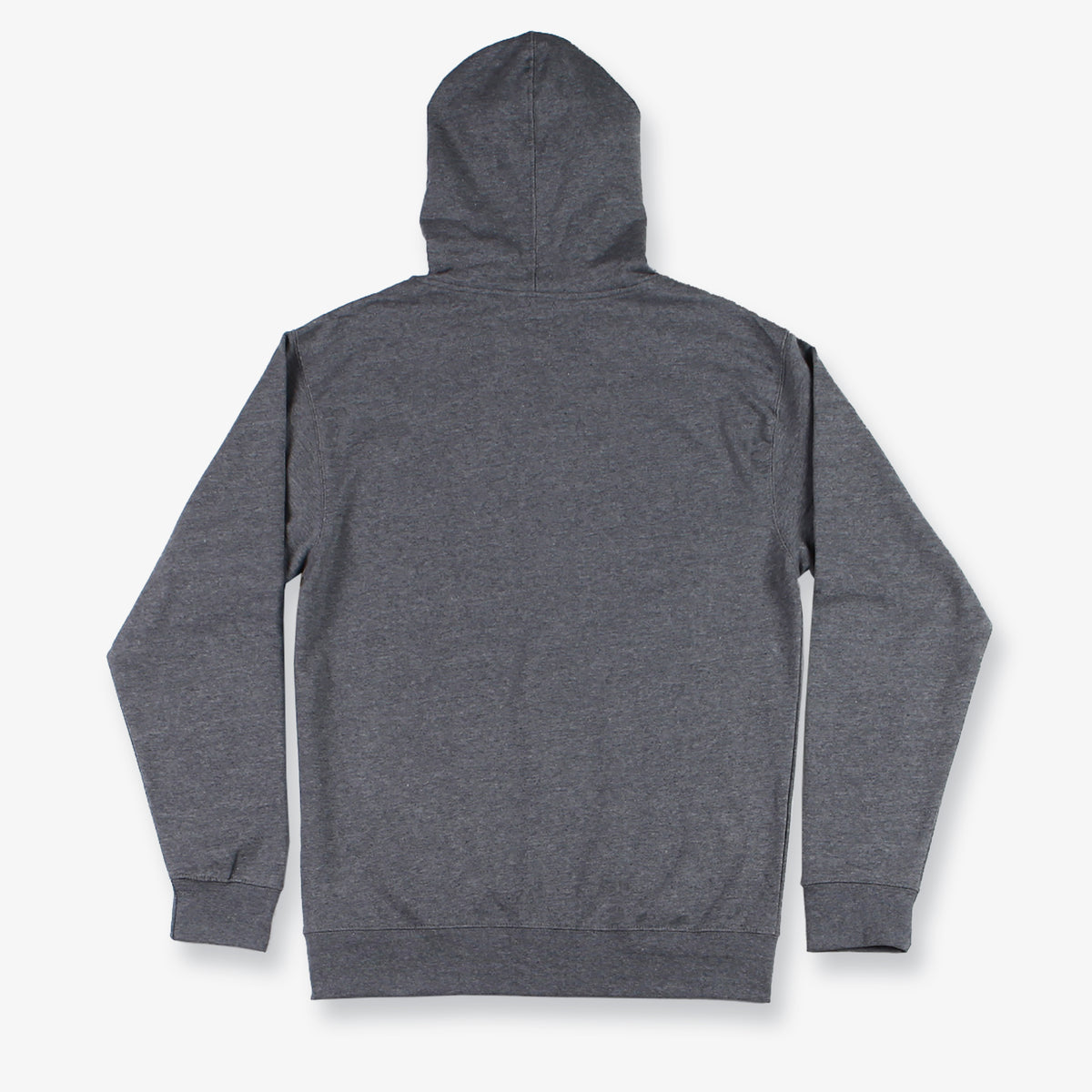 Boardwalk Zip Hoodie - Grey