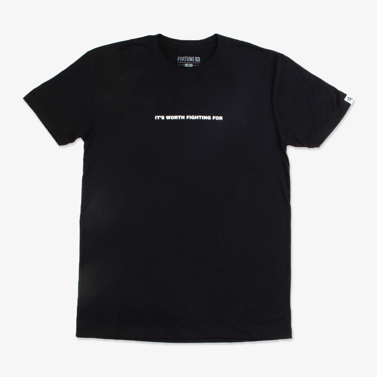 TBC One Year Tee - Black