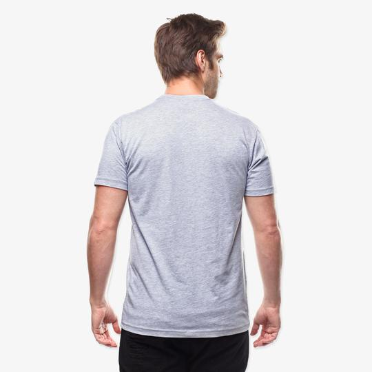 Home Pocket Tee - Grey