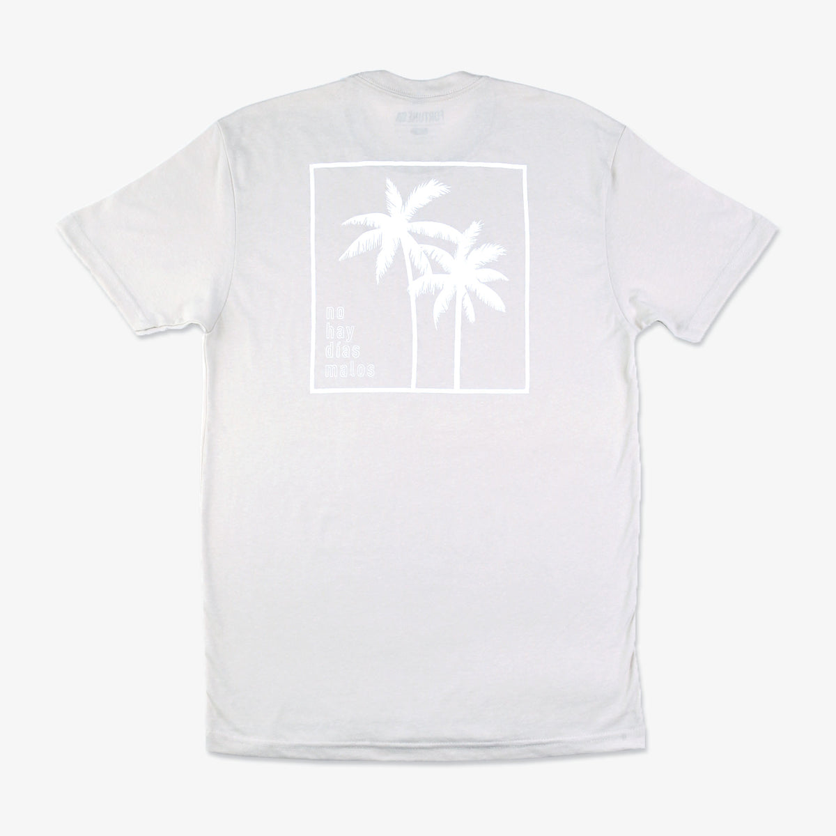 No Bad Days Crew Tee - Sand