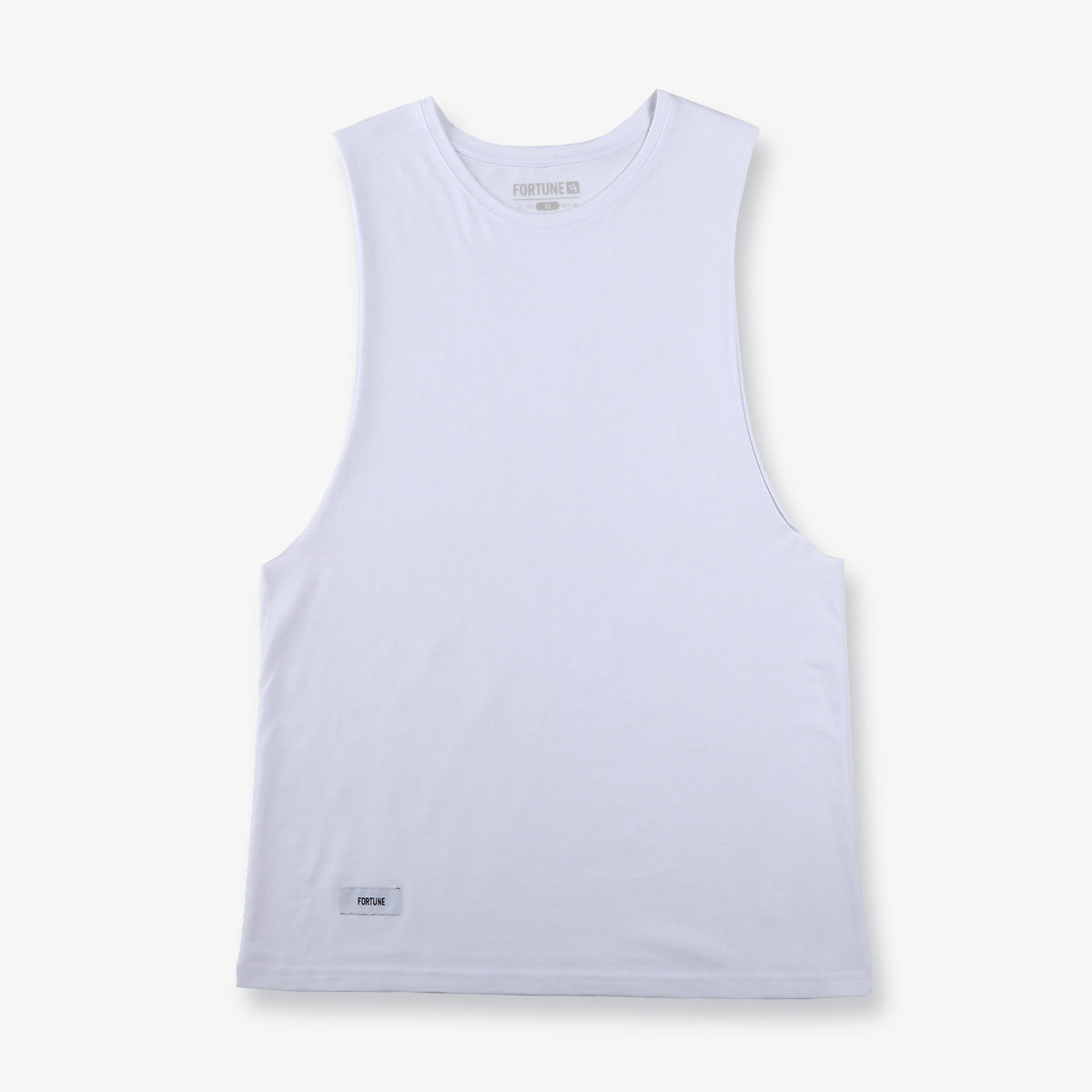 Playa Muscle Tank - White