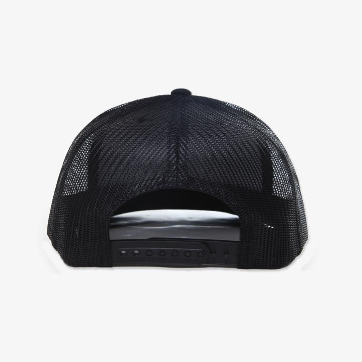 South Cali Mesh Hat - Black