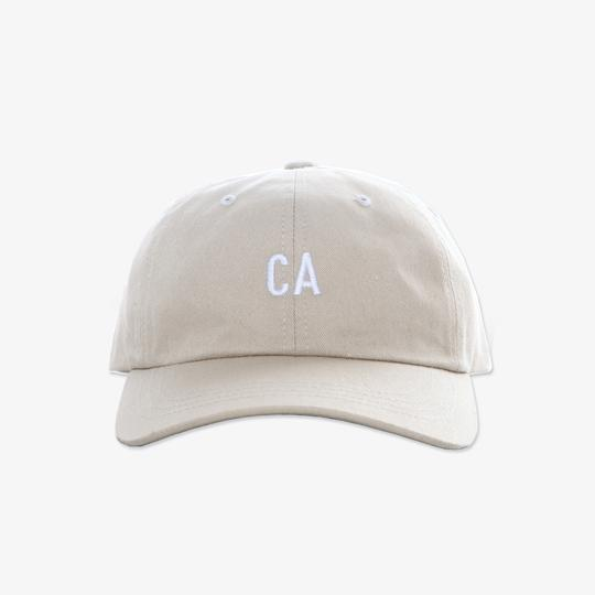 State Dad Hat - Stone