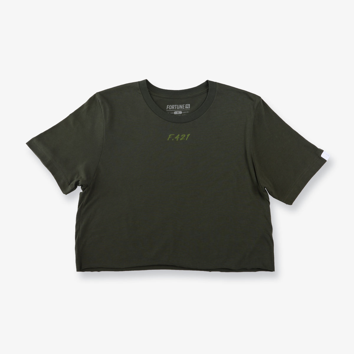 Artisan Oversized Tee - Green