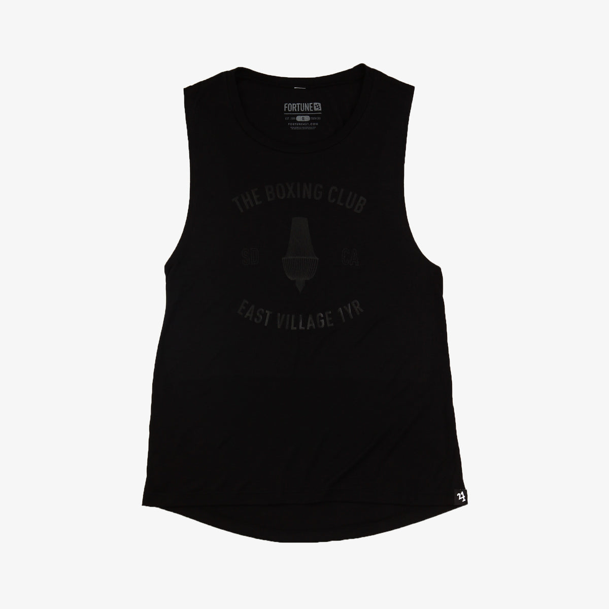 TBC Chandelier Muscle Tank - Black