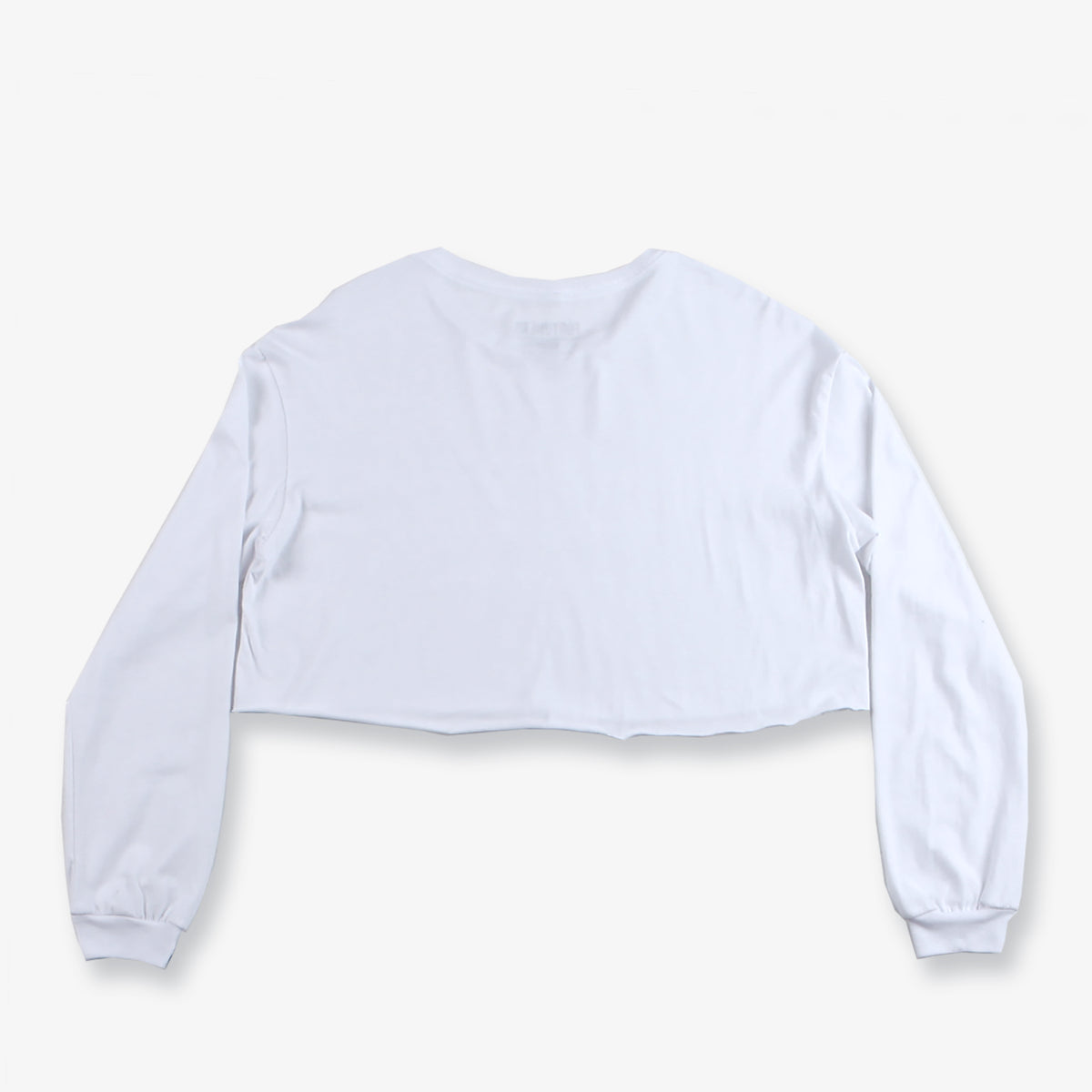 Purpose L/S Tee - White
