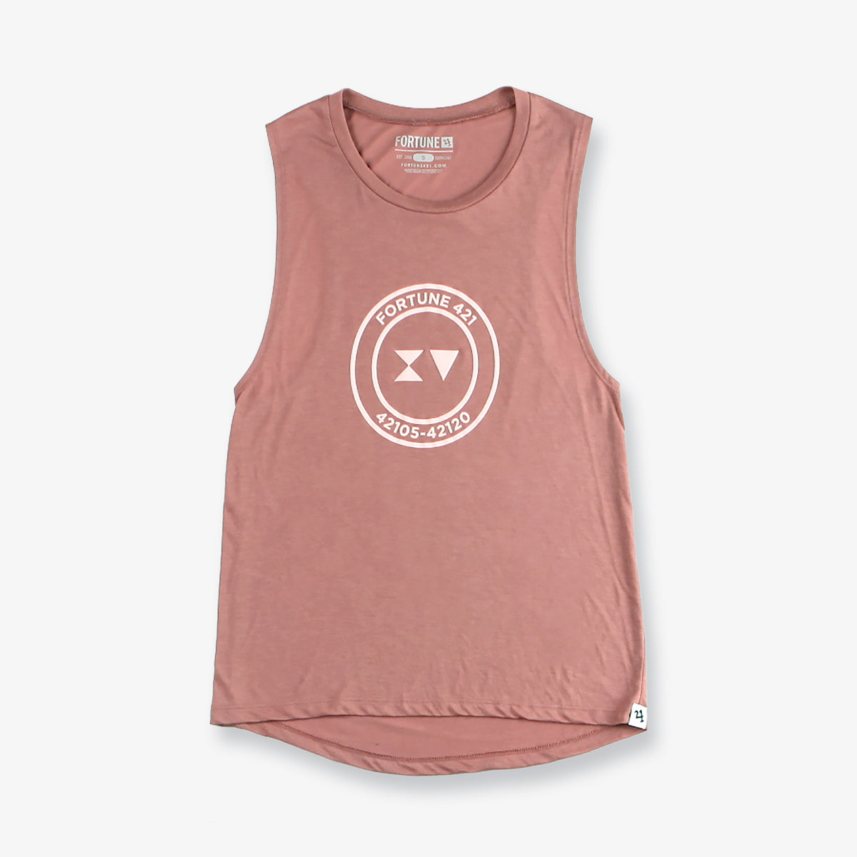 Quince Muscle Tank - Mauve