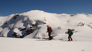 WhatVest Ski Adventures - Northern Patagonia, Argentina
