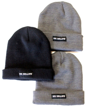 big hollow beanie hat
