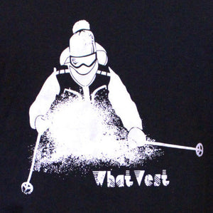 WhatVest T-Shirt - Big Hollow Designs