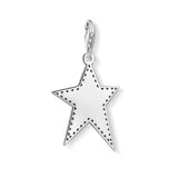 Thomas Sabo Sterling Silver Star Charm