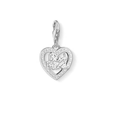Thomas Sabo Heart Best Friends Charm