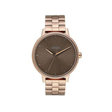 Nixon Kensington Watch - Rose Gold/Taupe