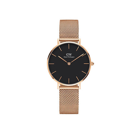 Daniel Wellington Classic Petite Melrose Rose Gold Watch