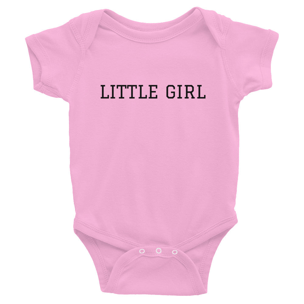 Little Girl Infant Bodysuit