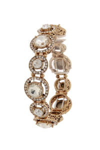 Rhinestone stretch bracelet - Its Trendy Frenzy