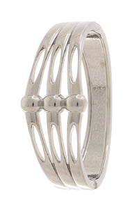 Metal cuff bracelet - Its Trendy Frenzy