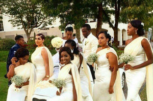 Custom Made Bridal gowns