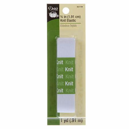 3/4-inch Knit Elastic-Notion-Spool of Thread