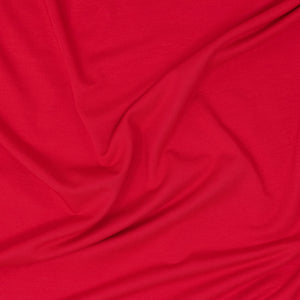 Bamboo Knit Red Hot ½ yd-Fabric-Spool of Thread