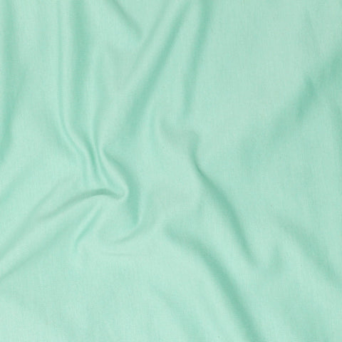 Bamboo Terry Mint ½ yd-Fabric-Spool of Thread
