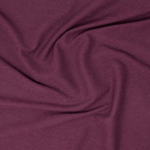 Bamboo Terry Plum ½ yd-Fabric-Spool of Thread