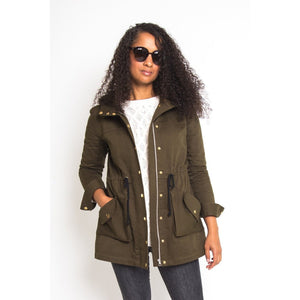 Closet Case Kelly Anorak Jacket Paper Pattern-Pattern-Spool of Thread